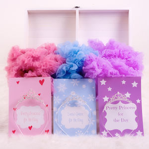 Princess For The Day Tiara And Gift Card - children's accessories