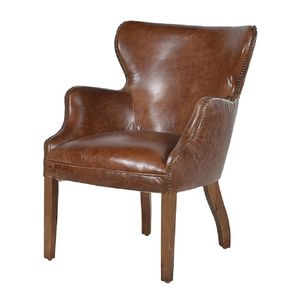 Havana Leather Chair - furniture