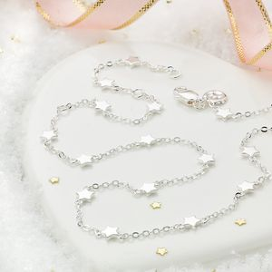 By The Inch Star Necklace - wedding jewellery