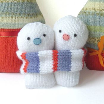 Everlasting Snowmen Knitting Pattern