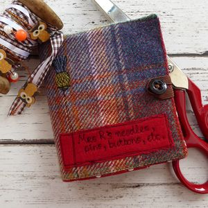 Thistle Needle/Sewing Case