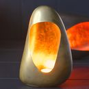 Bronze Boulder Tealight Holder