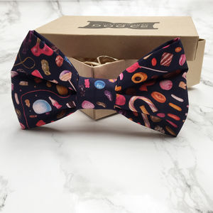 Scrumptious Dog Bow Tie - dog clothes & accessories