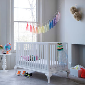 Moderno Cot Bed - cots & cribs