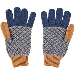 Men's Lambswool Gloves And Fingerless Mitts