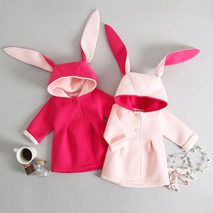 Bunny Jacket - clothing