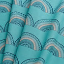 Horseshoe Arch Fabric