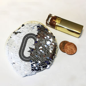 Personalised Sequin Mermaid Coin Purse