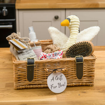 Mutts And Hounds Dog Gift Hamper Ultimate Pamper Hamper
