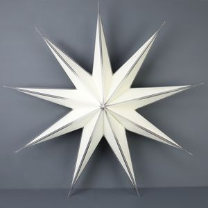 Large Paper Star Decoration - whatsnew