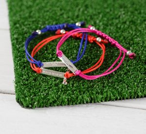 Design Your Own Run Bracelet - bracelets & bangles