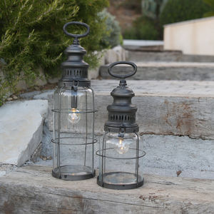 Portable Battery Powered Lantern