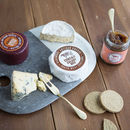 Luxury Cheese And Chutney Selection