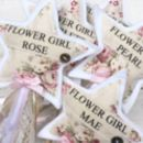 Personalised Keepsake Star