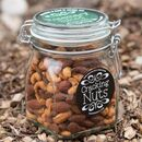 Rosemary Spiced Jar Of Nuts