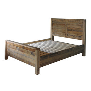 Plank 5ft Bedframe - beds