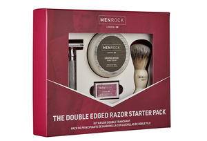 Double Edged Razor Starter Gift Set