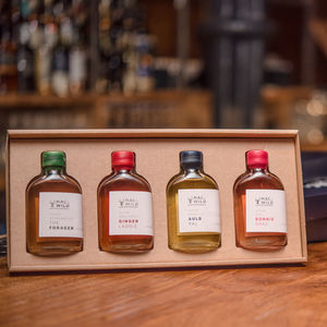 Scottish Cocktails Gift Box - artisan alcohol