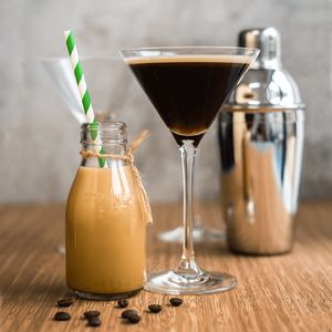 Espresso Martini Cocktail Kit - for a special valentine's night in