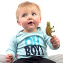 Oh Boy! Baby T Shirt