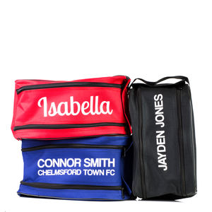 Personalised Bootbag Football Boot Bag