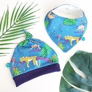 Tropical Organic Baby Accessories