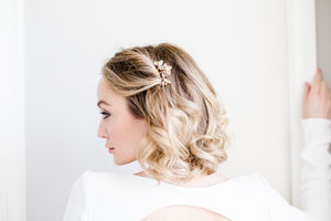 Comet Hair Comb - bridal hairpieces