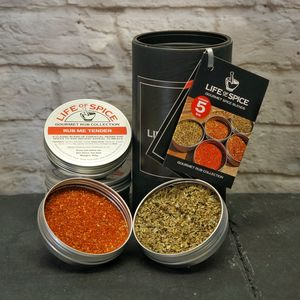 Gourmet Rubs Gift Collection - food gifts