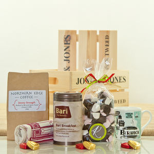 Berwick Tea And Coffee Hamper