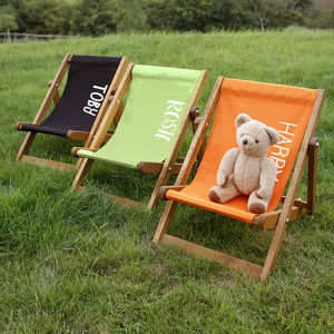 Personalised Children's Deckchair - best gifts for boys