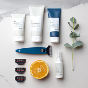 Men's Shave And Skincare Kit - grooming gift sets