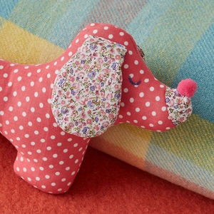 Sausage Dog Soft Toy - soft toys & dolls