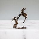 Miniature Bronzes 8th Wedding Anniversary