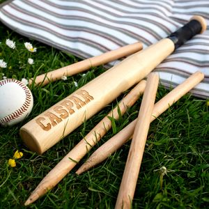 Personalised Rounders Set - wooden toys
