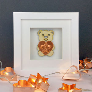 Baby's 1st Christmas Teddy Bear Gift