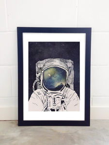 Dreaming Of Space By Tracie Andrews - posters & prints