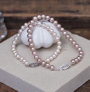 Drop In The Ocean Pearl Bracelet - bracelets & bangles