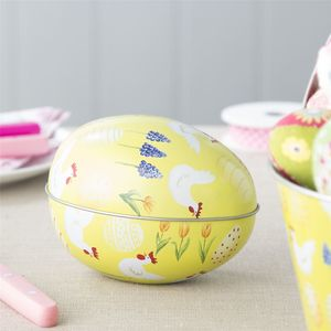 Chicken Easter Egg Gift Tin