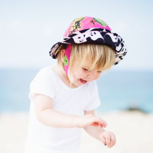 Children's Floppy Sun Hat - children's accessories