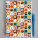 Look Around Spiral Notebook