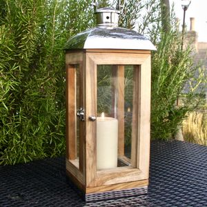 Athena Lantern - home accessories