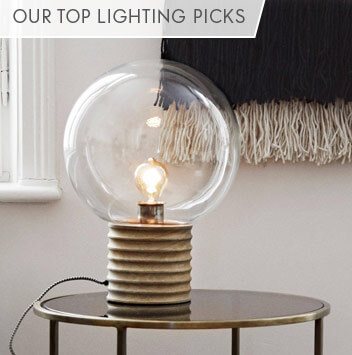 our top lighting picks