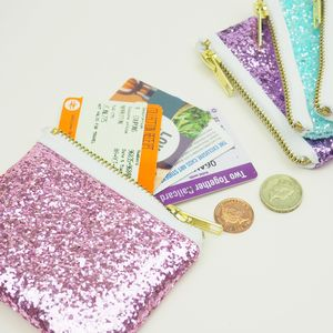 Mermaid Glitter Purses - bags & purses