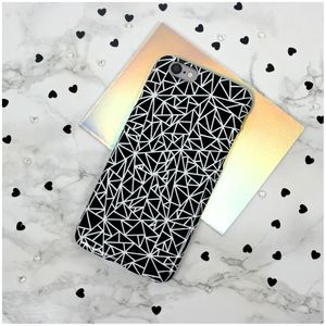 Geometry Chaos Pattern Phone Case Free Delivery - men's accessories