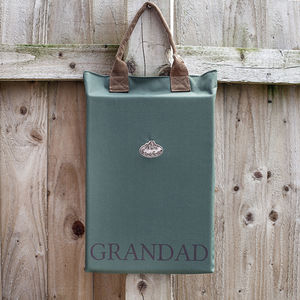 Personalised Garden Kneeler - for grandfathers