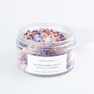 Refresh All Natural Bath Salts - washing & bathing