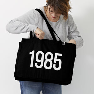 Personalised 'Important Year' Bag