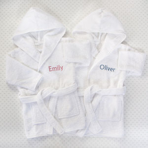 Personalised Cosy Cuddles Bathrobe