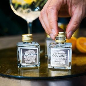 Trio Of Mini Collagen Distilled Gin - gifts for mothers