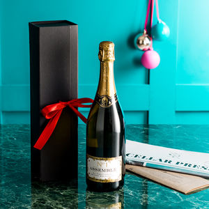 Premium Sparkling Wine Gift Set - most unusual corporate gifts
